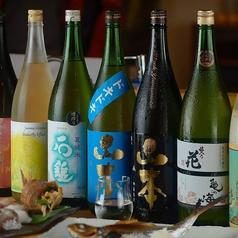 原始焼き 日本酒 雨のち晴レルヤの特集写真