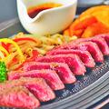 料理メニュー写真くまもとあか牛ステーキ 100g/200g