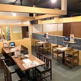 名古屋手羽先 きんしゃち酒場 金沢駅前店の雰囲気2