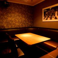 【3F】大人の個室空間で贅沢なお酒と料理を。カラオケ有