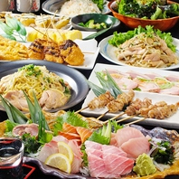 [心斎橋駅前店]飲み放題付宴会コースは7種完全個室用意!