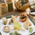 料理メニュー写真天ぷら