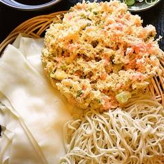 亀六そば店のおすすめ料理1