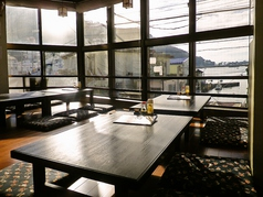 の一食堂の雰囲気1