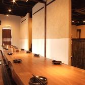 店内で一番大きなお部屋です。