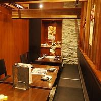 京橋で個室をお探しなら!4名様~30名様の半個室あり♪