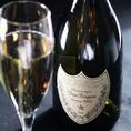 【ドン・ペリニヨン】 言わずと知れたシャンパン。特別な日にどうぞ…        (白) 1本:21600円