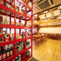 キラキラ☆綺麗な中華店