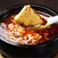 料理メニュー写真石鍋麻婆豆腐
