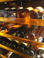[ワインセラーを4台完備]豊富な種類のワインを取揃え。