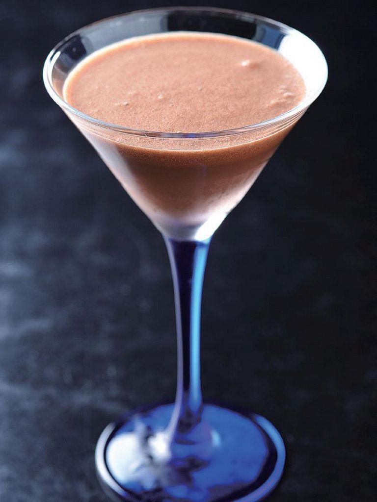 バニラとショコラがとろけるチョコレートカクテル「ショコラマティーニ」