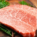 料理メニュー写真特選牛ヒレ/牛ホホ肉(塩・タレ)