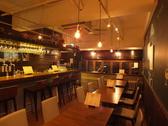 ビストロカフェ グラポンの雰囲気2