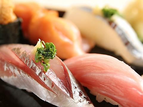 日本の玄関口代表として、美味しいお寿司を胸を張って提供します