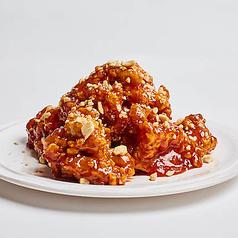 ヤンニョムチキン Yangnyeom Chicken_h