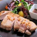 料理メニュー写真上富良野産地養豚ロースの塩焼き