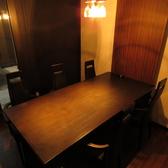 周りを気にせず使える個室は2部屋ご用意。結合も可能です。