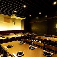 -洗練された空間と創作鉄板料理-