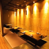 個室居酒屋 ひなた HINATA 広島袋町店の雰囲気2