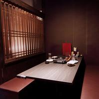 川崎の隠れ家◇落ち着ける空間が自慢の完全個室をご用意