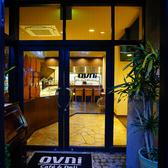 OVNi cafe restaurant barの雰囲気3