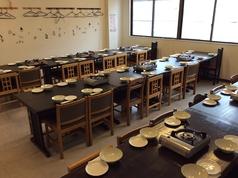 広々とした空間は団体様の宴会にピッタリ!鳥取駅周辺での貸切宴会でのご利用多数♪ボリュームたっぷりな料理と飲み放題付プランは3500円~♪