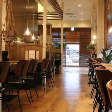 SEED CAFE シードカフェの雰囲気1