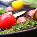 料理メニュー写真新鮮野菜の5種♪