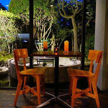 OVNi cafe restaurant barの雰囲気1