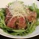 昼から贅沢♪イチボステーキ丼1280円(税抜)、限定販売!