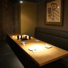 味噌と燻製の個室居酒屋 テツジ 赤坂 溜池山王店の雰囲気1