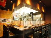 煮干しラーメン麺道服部の雰囲気3