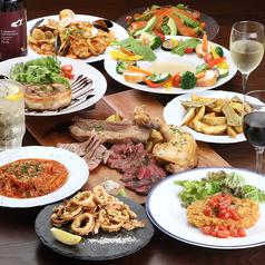 肉とワインのイタリアン酒場 more モアの特集写真