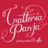 トラットリア パンジャ Trattoria Panjaのロゴ
