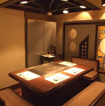 山海亭 池袋ホテルメトロポリタン店の雰囲気1