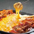 料理メニュー写真チーズタッカルビ (2人前)