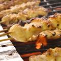 料理メニュー写真宮崎産 日南鶏の串焼