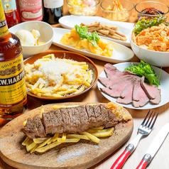 肉料理 UNO ウーノのコース写真