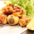 料理メニュー写真3位…地蛸の唐揚げ