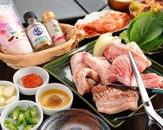 韓国家庭料理 豚富のサムネイル画像