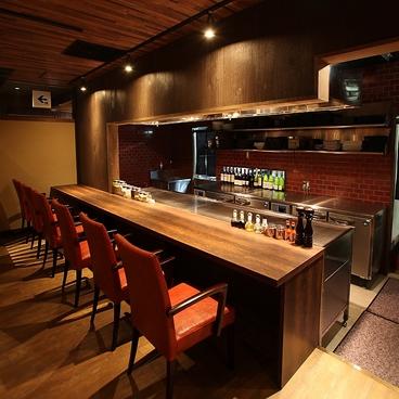 鉄板キッチン 吟 GIN 三宮店の雰囲気1