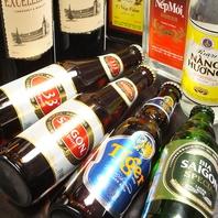 ベトナムビールの数々!