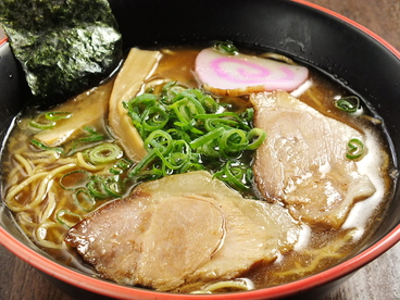 煮干しラーメン麺道服部の雰囲気1