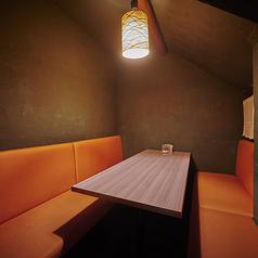 【ご予約はお早めに♪】8名様用の個室ございます!落ち着いた雰囲気の個室でお仲間とご宴会をお楽しみください♪