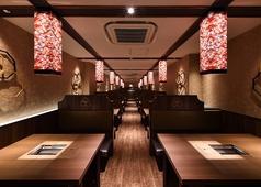 焼肉 88ジュニア 松山店の雰囲気1