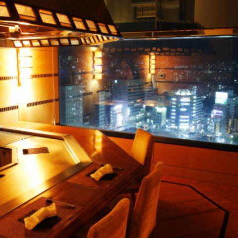 グリルテーブル ウィズ スカイバー GRILL TABLE with SKYBAR(ハーバーランド周辺/各国料理)<ネット予約可> |  ホットペッパーグルメ
