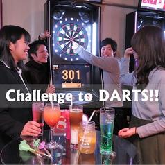 ティト ドラゴン TiTO Dragon Darts Cafeの雰囲気1