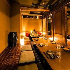 個室居酒屋 穏座 赤坂店の雰囲気1