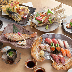 寿司なかご 心斎橋のコース写真