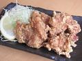 料理メニュー写真手作り鶏唐揚げ